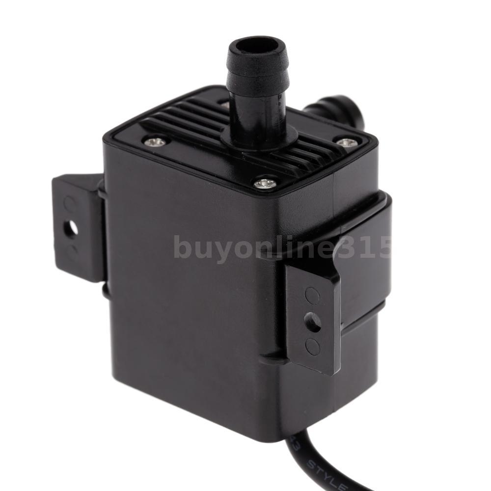 5w mini pumpe springbrunnen brunnen gartenteich teichpumpe wasserspiel 12v k4t1 ebay. Black Bedroom Furniture Sets. Home Design Ideas